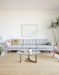 Stunning Modern Mid Century Living Room Design 02