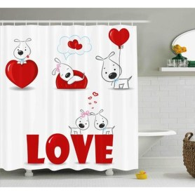 Sweet Valentines Day Bathroom Decor, Forget The Old One 10