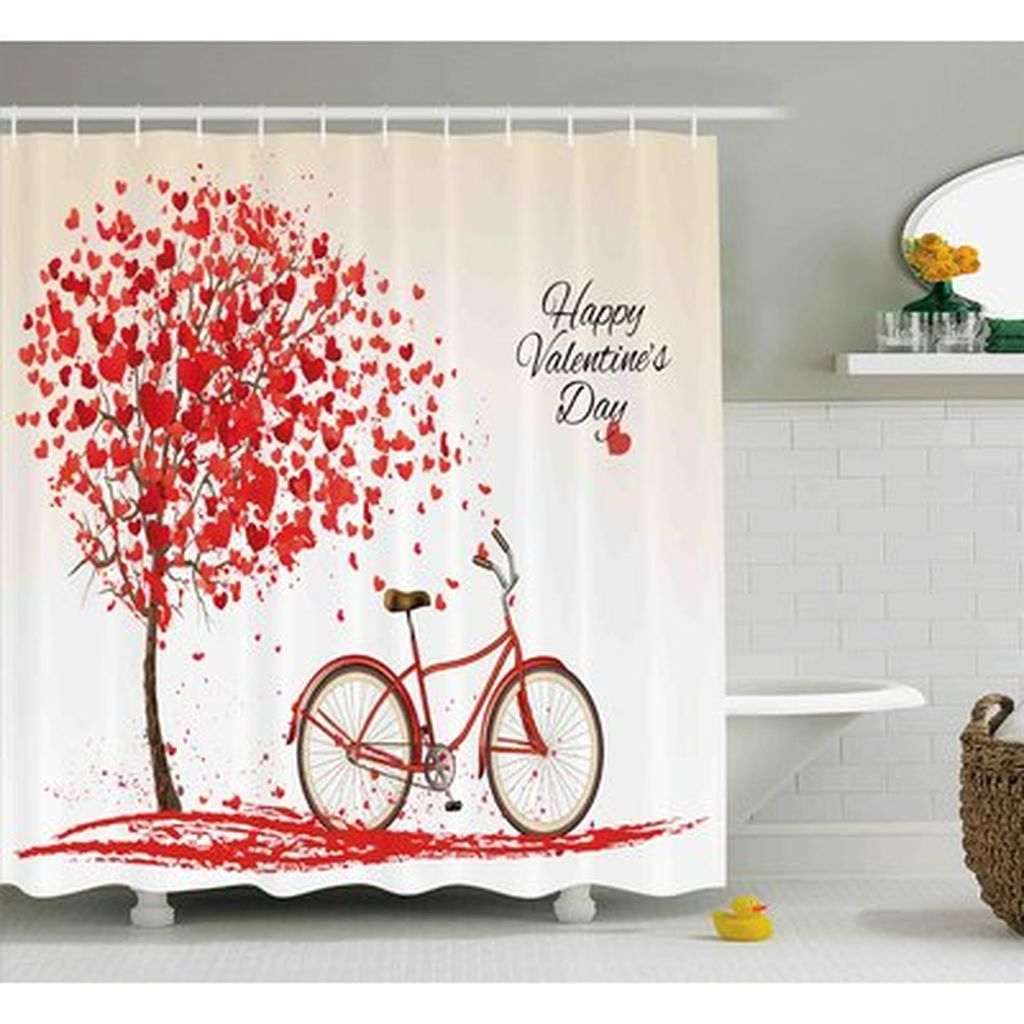 Sweet Valentines Day Bathroom Decor, Forget The Old One 15