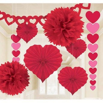 Sweet Valentines Day Bathroom Decor, Forget The Old One 17