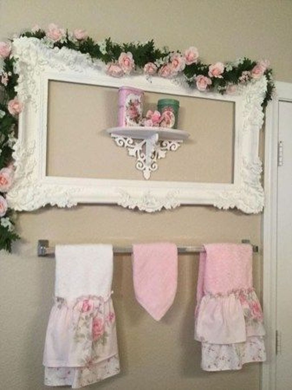 Sweet Valentines Day Bathroom Decor, Forget The Old One 40