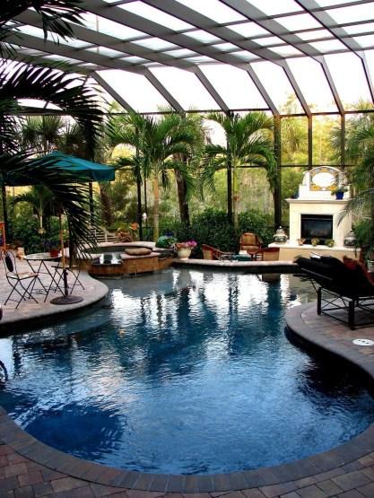 The Best Mediterranean Swimming Pool Design 13