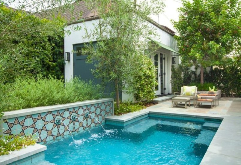 The Best Mediterranean Swimming Pool Design 24