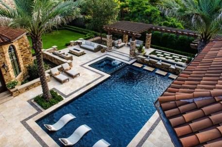The Best Mediterranean Swimming Pool Design 28
