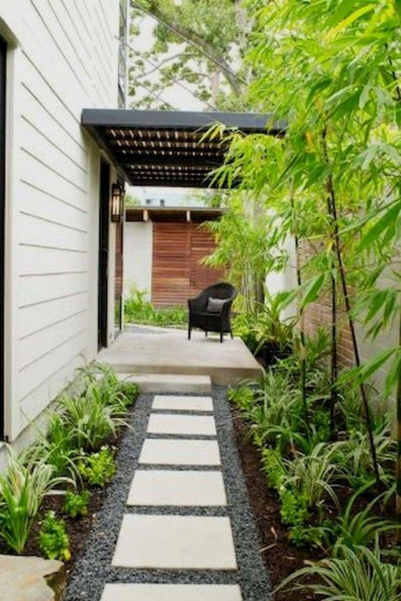 Tiny Yard Garden Design You Can Try Right Away 01 Sweetyhomee