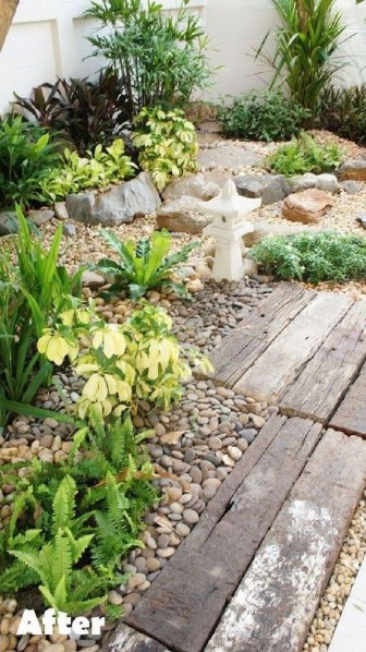 Tiny Yard Garden Design You Can Try Right Away 31