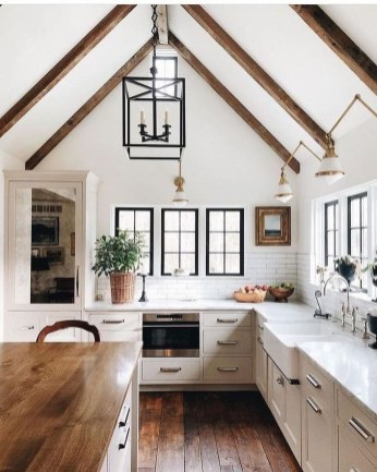 Upgrading Your Wall For Romantic Kitchen Decorations 21
