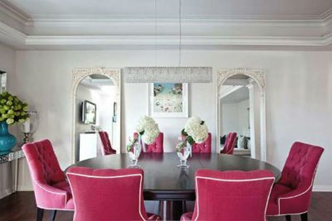 Valentines Day Home Decor With White Color Scheme 21