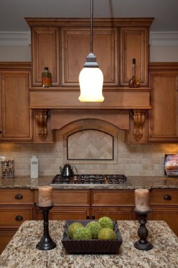 Affordable Kitchen Backsplash Decor Ideas 33