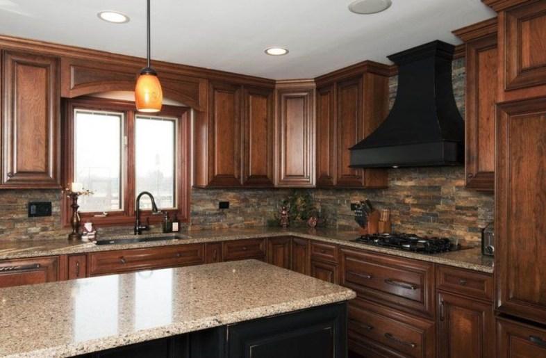 Affordable Kitchen Backsplash Decor Ideas 45