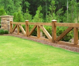 Front Yard Fence Ideas That You Need To Try 08