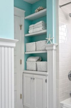 Nice Bathroom Decoration With Coastal Style 16