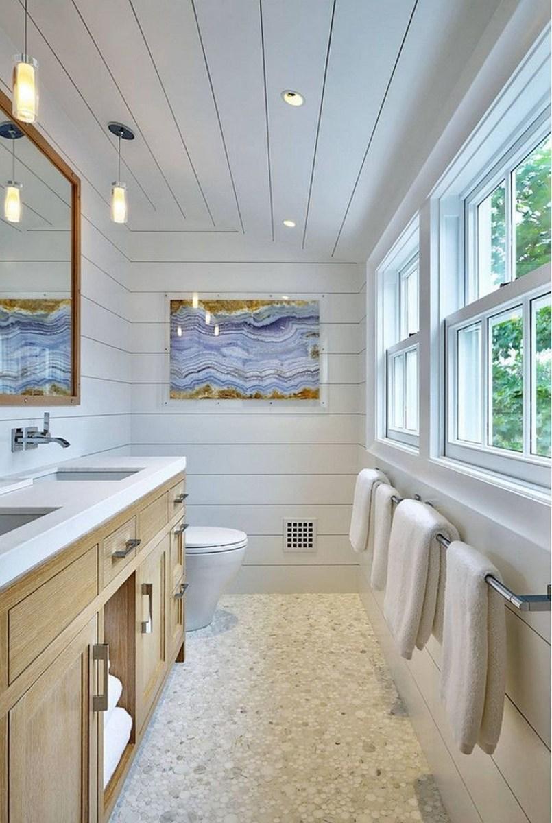 Nice Bathroom Decoration With Coastal Style 18