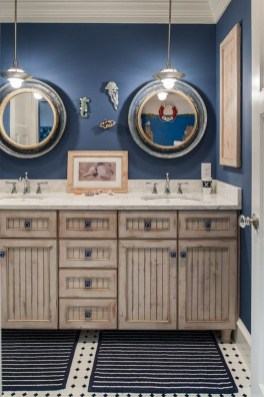 Nice Bathroom Decoration With Coastal Style 25