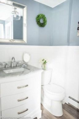 Nice Bathroom Decoration With Coastal Style 33