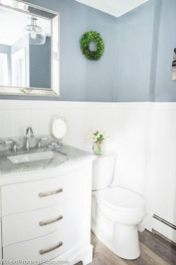 Nice Bathroom Decoration With Coastal Style 33