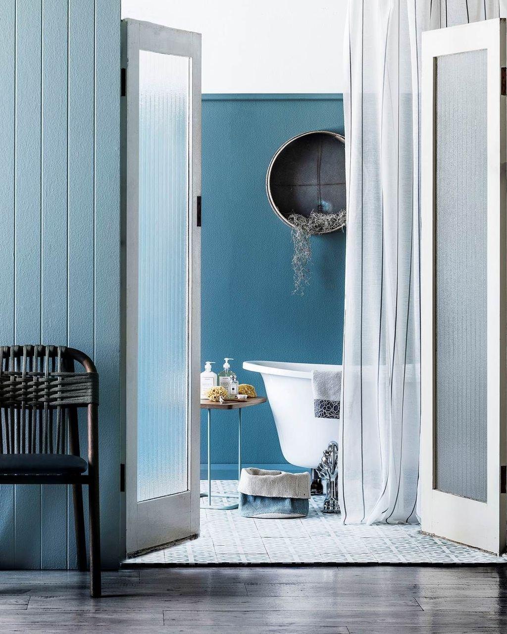 Nice Bathroom Decoration With Coastal Style 35