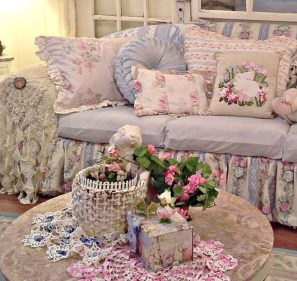 Nice Shabby Chic Living Room Decor You Need To Have 02