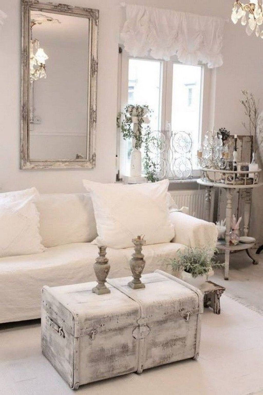 Nice Shabby Chic Living Room Decor You Need To Have 26