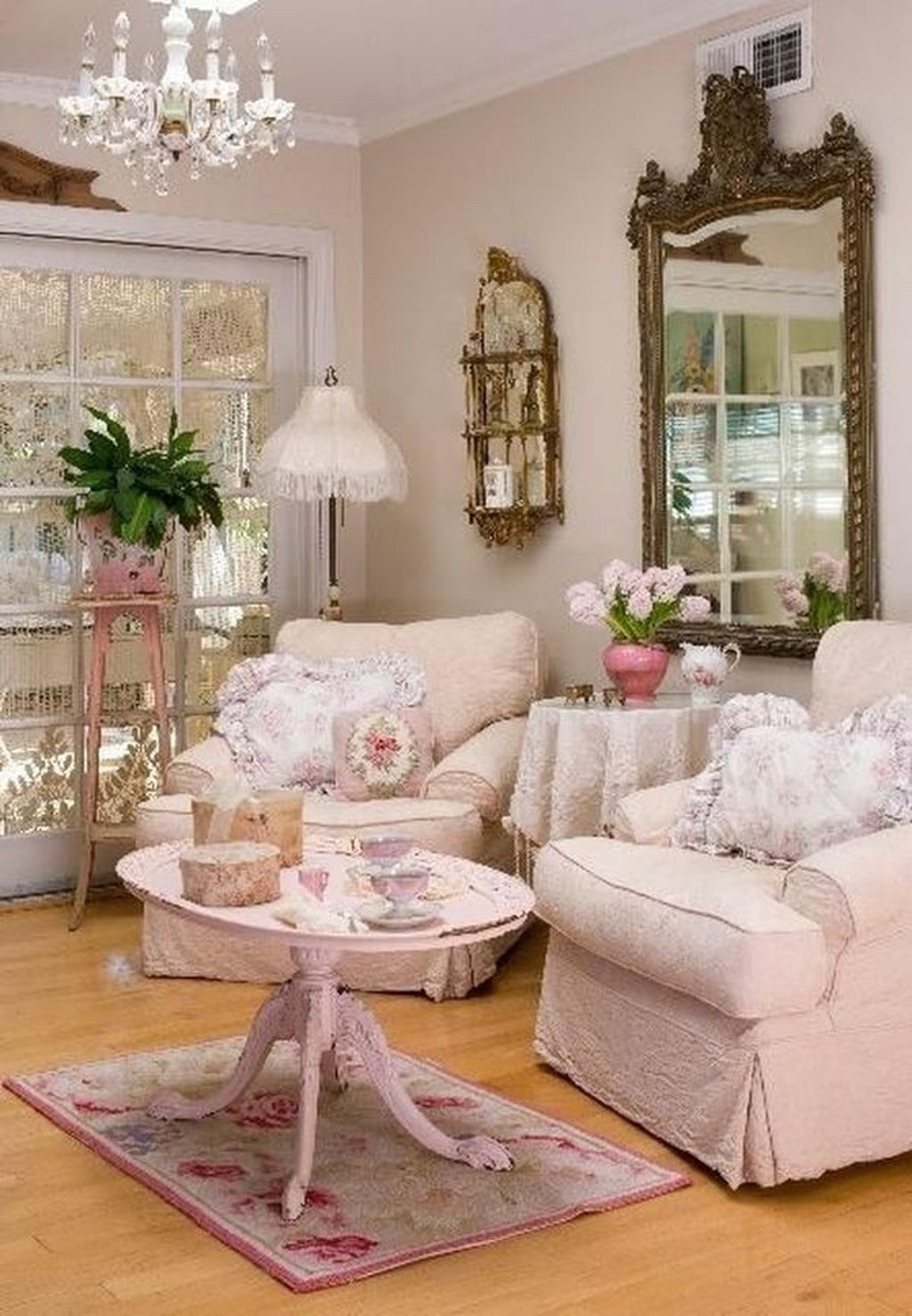 Nice Shabby Chic Living Room Decor You Need To Have 34