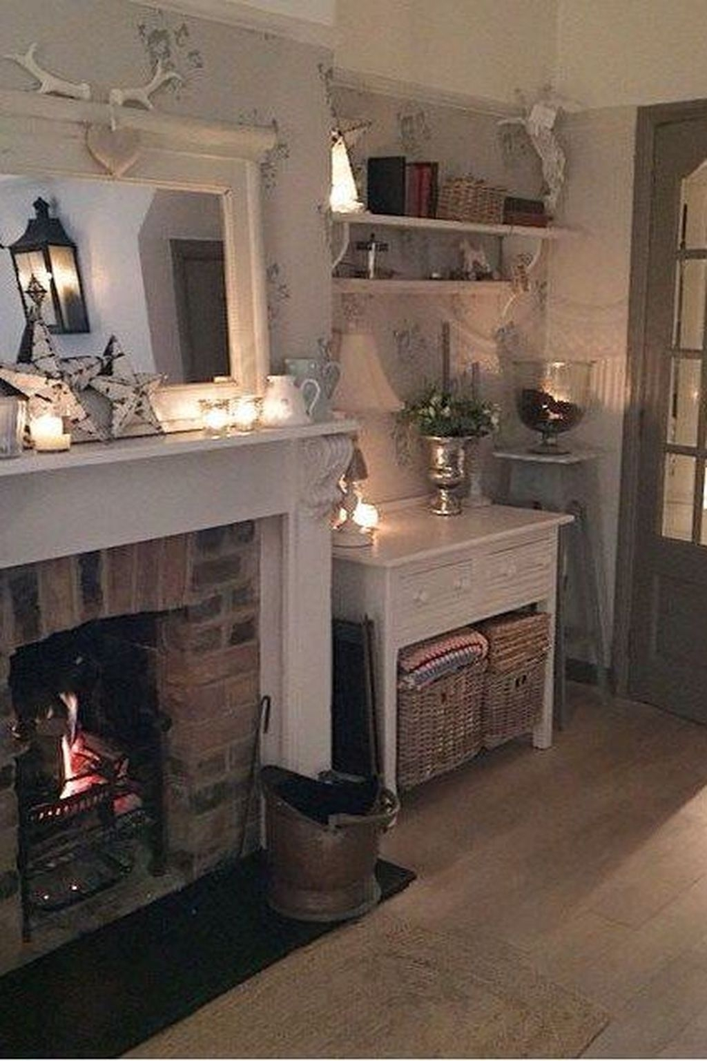 Nice Shabby Chic Living Room Decor You Need To Have 36
