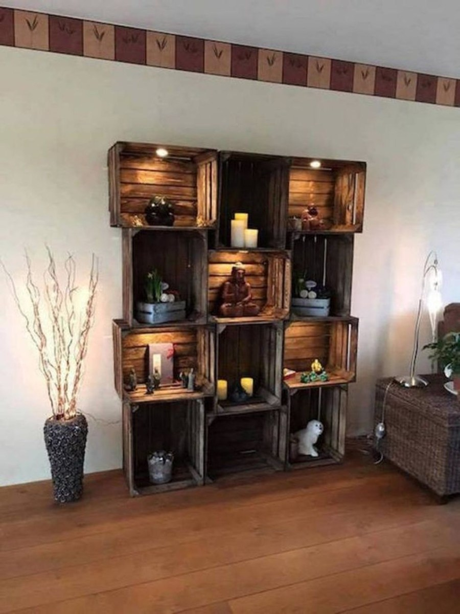 Stunning Rustic Home Decorations 21