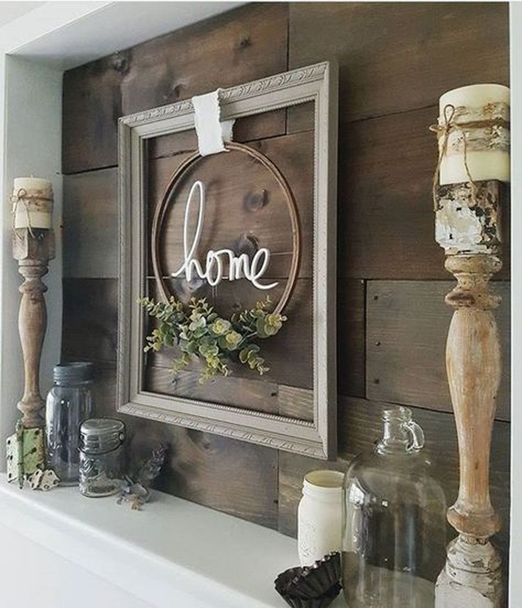Stunning Rustic Home Decorations 27
