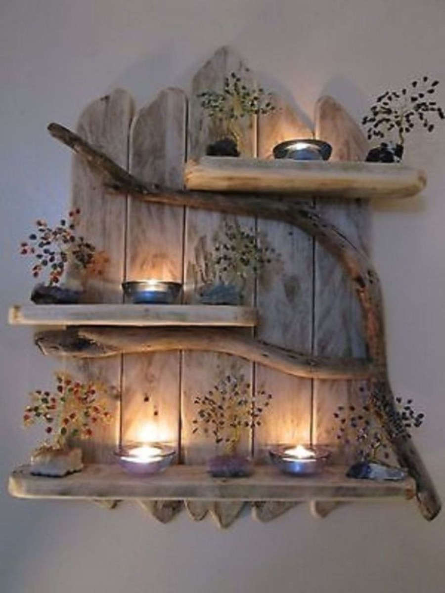 Stunning Rustic Home Decorations 38
