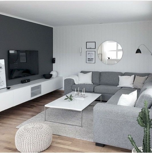 Contemporary Home Design Ideas For Living Room 31
