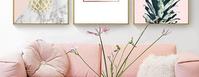Lovely Pink Living Room Decor Ideas 38