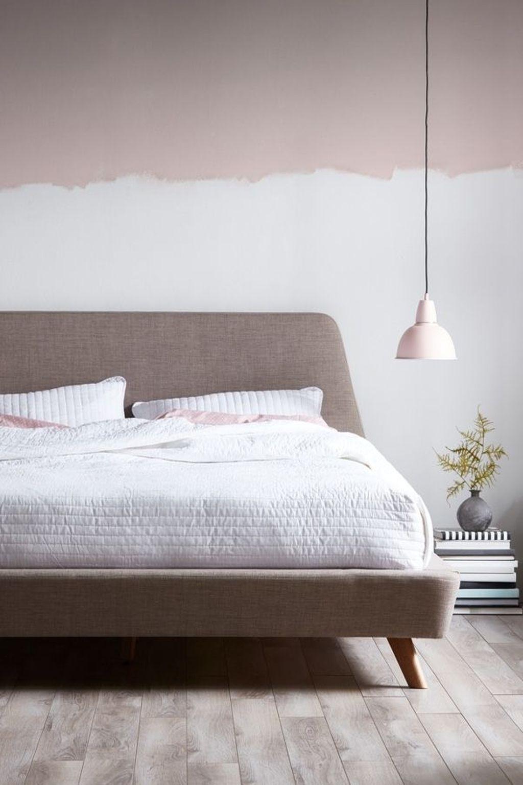 Minimalist Scandinavian Bedroom Decor Ideas 49