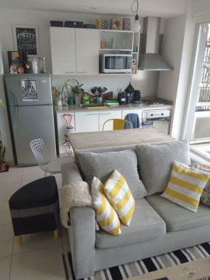 Perfect Small Apartment Decoration Ideas 25