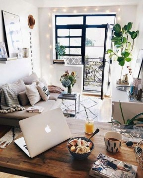 Perfect Small Apartment Decoration Ideas 32