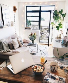 Perfect Small Apartment Decoration Ideas 41