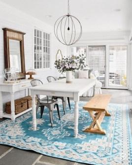 Popular Summer Dining Room Design Ideas 16