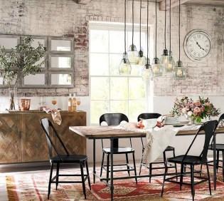 Popular Summer Dining Room Design Ideas 23