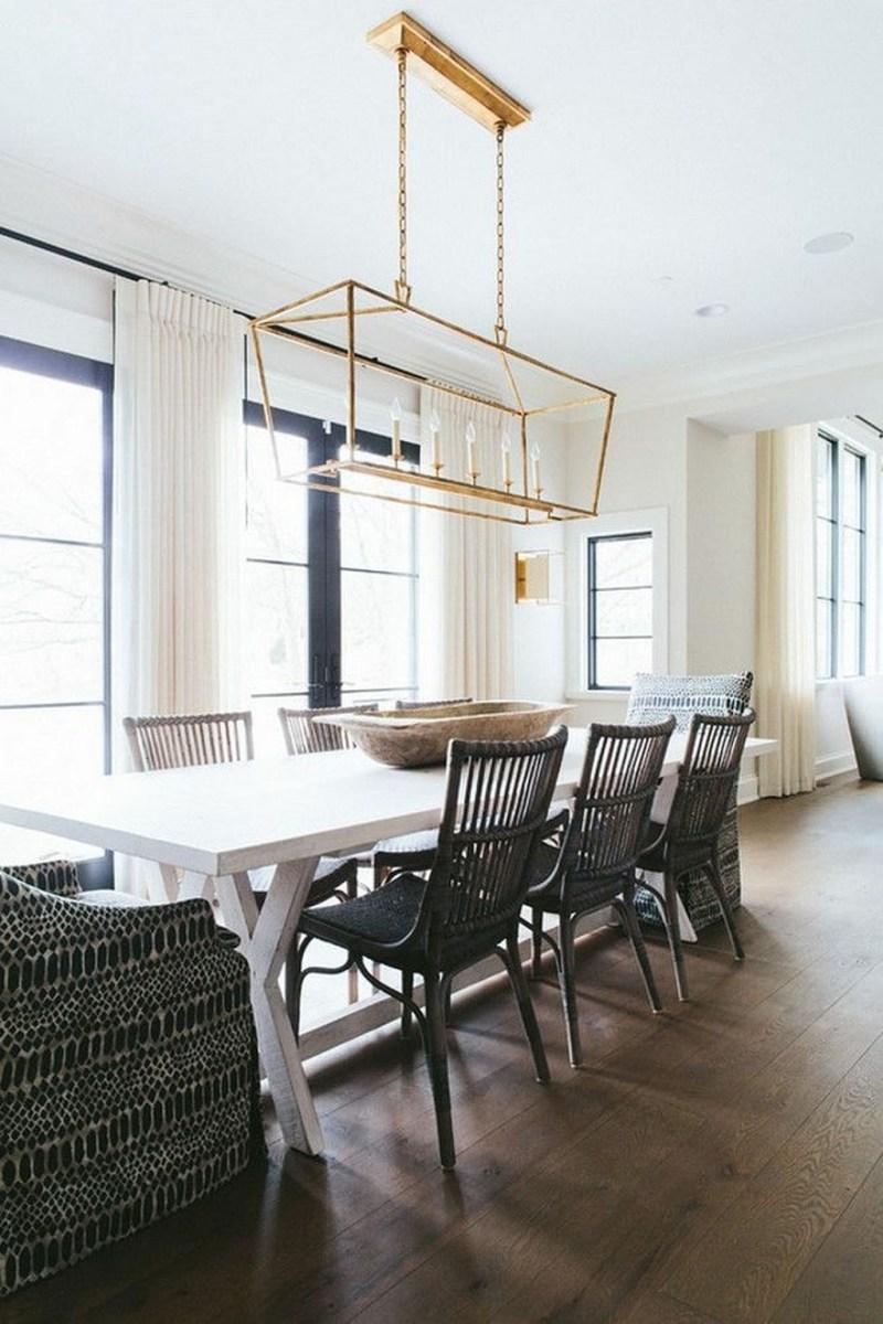 Popular Summer Dining Room Design Ideas 40