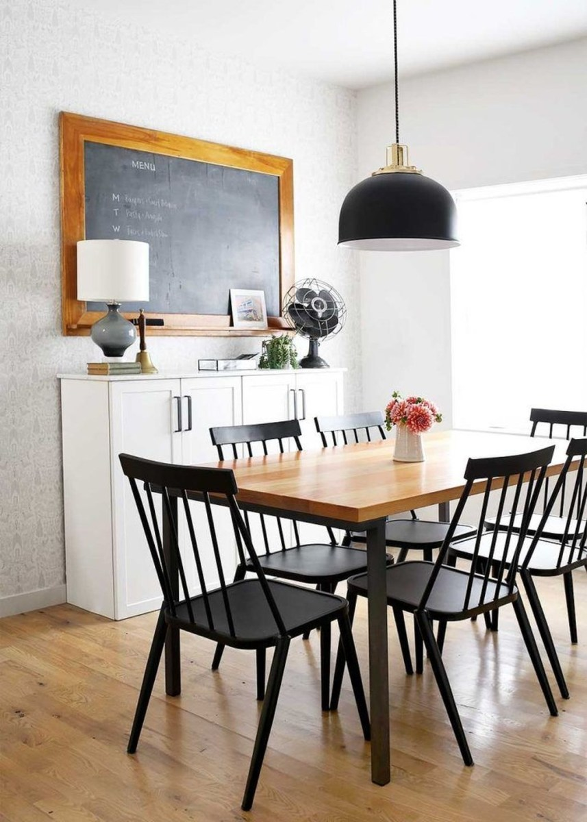 Popular Summer Dining Room Design Ideas 44