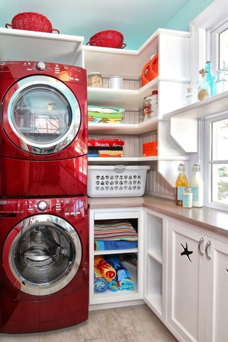 Small Laundry Room Design Ideas To Try 02