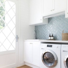 Small Laundry Room Design Ideas To Try 13