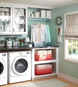 Small Laundry Room Design Ideas To Try 32
