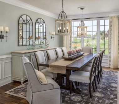 The Best Lighting Dining Room Design Ideas You Need To Try 34