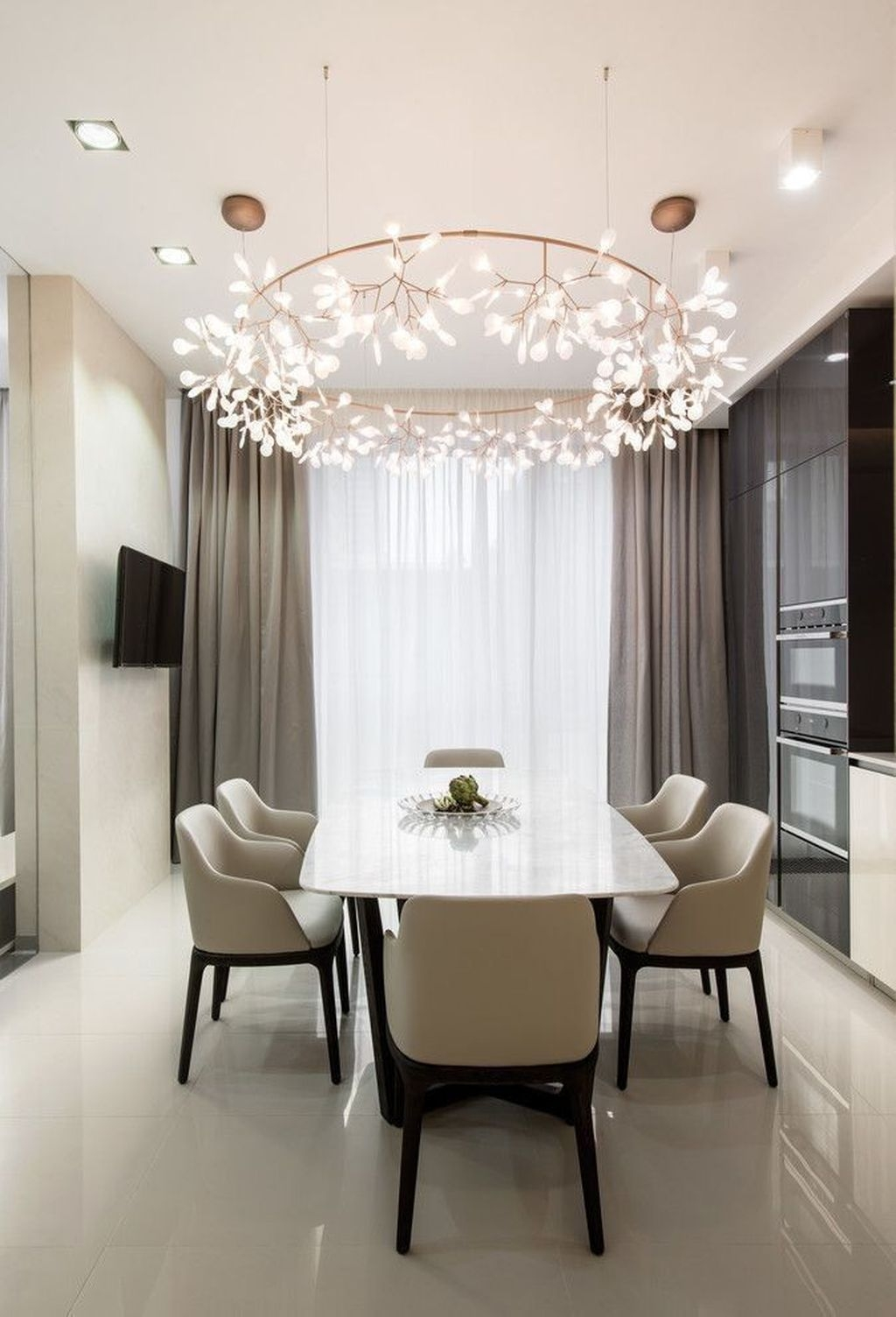 The Best Lighting Dining Room Design Ideas You Need To Try 38