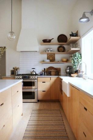 The Best Lighting In Neutral Kitchen Design Ideas 16