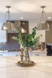 The Best Lighting In Neutral Kitchen Design Ideas 19