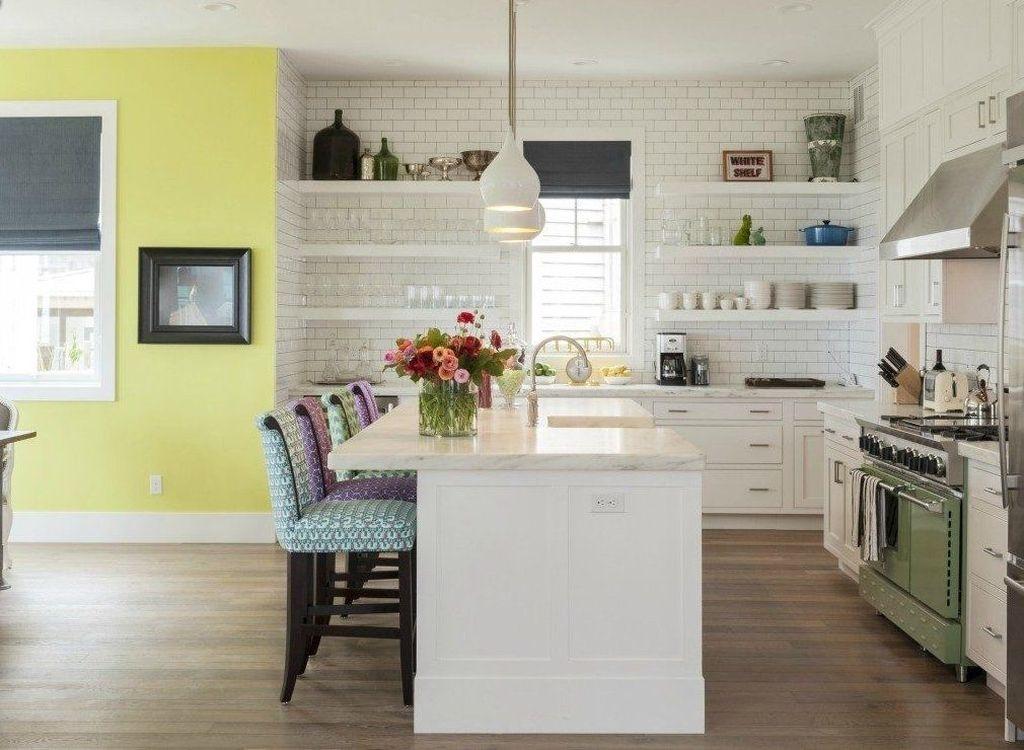 The Best Lighting In Neutral Kitchen Design Ideas 24