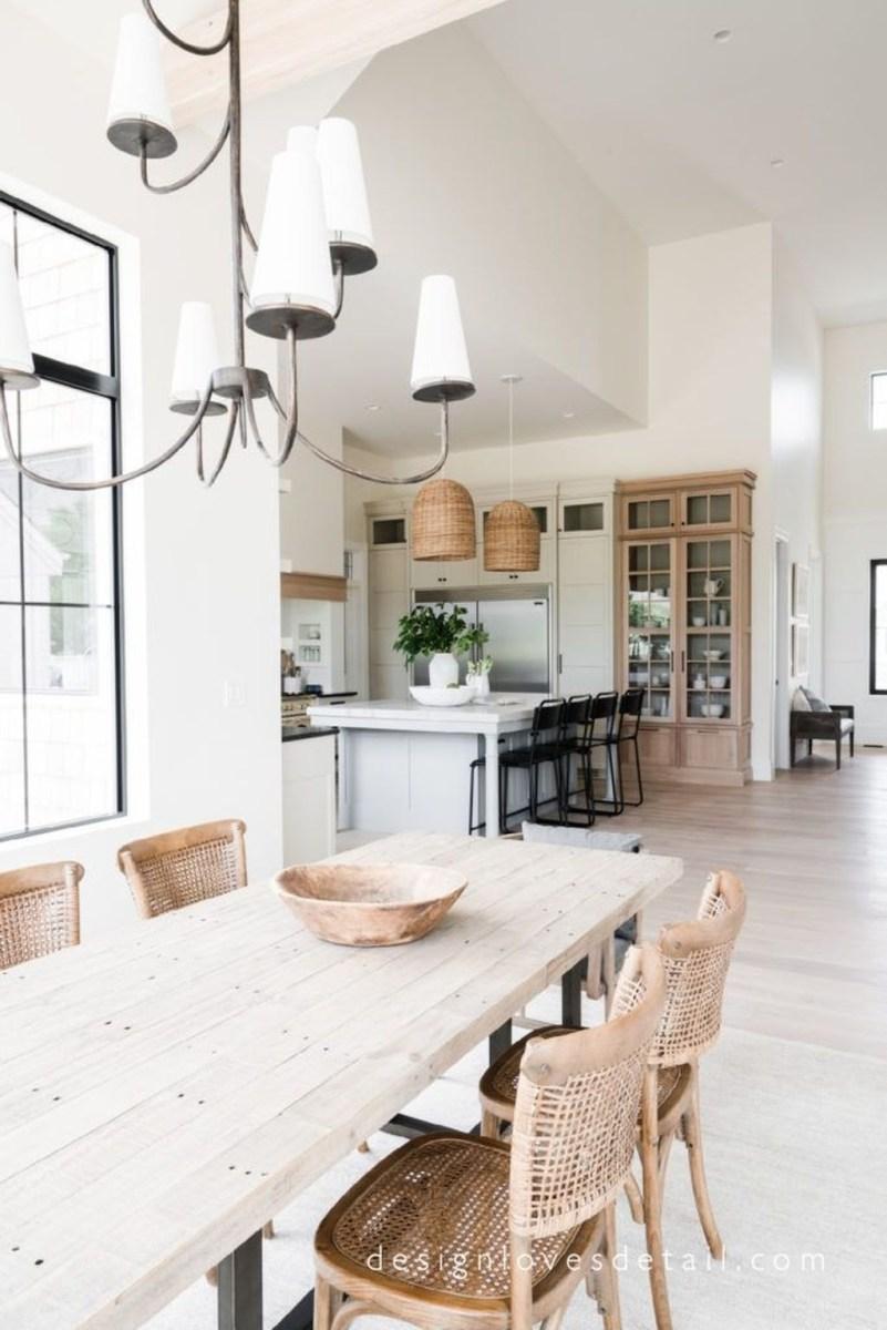 The Best Lighting In Neutral Kitchen Design Ideas 27