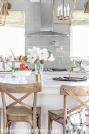 The Best Lighting In Neutral Kitchen Design Ideas 36