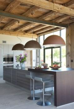 The Best Lighting In Neutral Kitchen Design Ideas 41