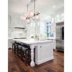 The Best Lighting In Neutral Kitchen Design Ideas 48